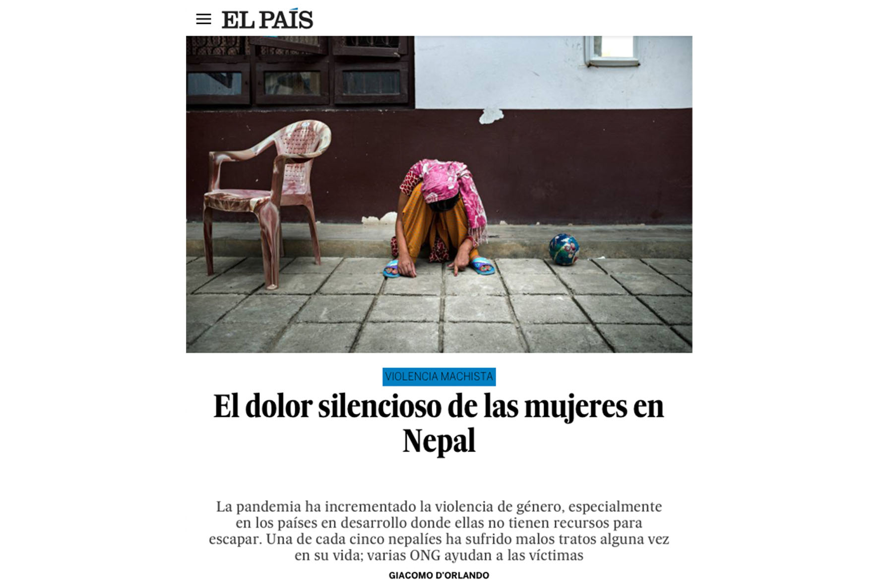 """Featured image for """"EL PAIS MAY 2021"""""""